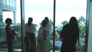 2016年の社員旅行はグアム。