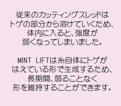 MINT-LIFT-MINI-説明