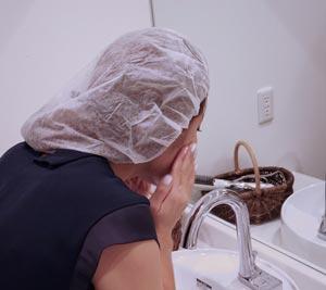 フォトシルクプラス 洗顔