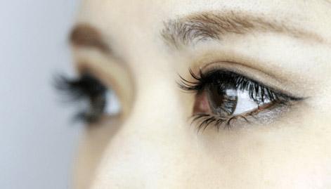 目もとのアップ画像2