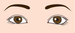 目の下のライン左右差を解説