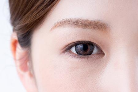 全切開+眼瞼下垂(挙筋前転術)