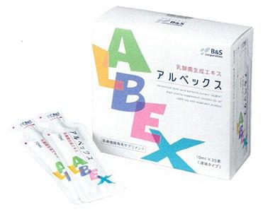 アルベックス|強力乳酸菌生成エキス