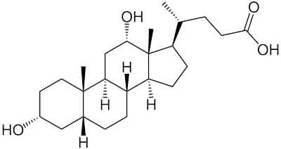 デオキシコール酸(主成分) 化学式