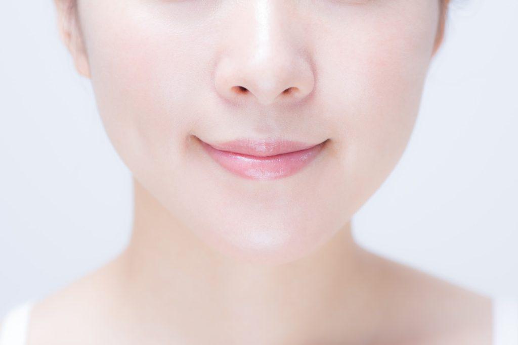 鼻翼縮小(内側法+外側法:小鼻全体を小さく)